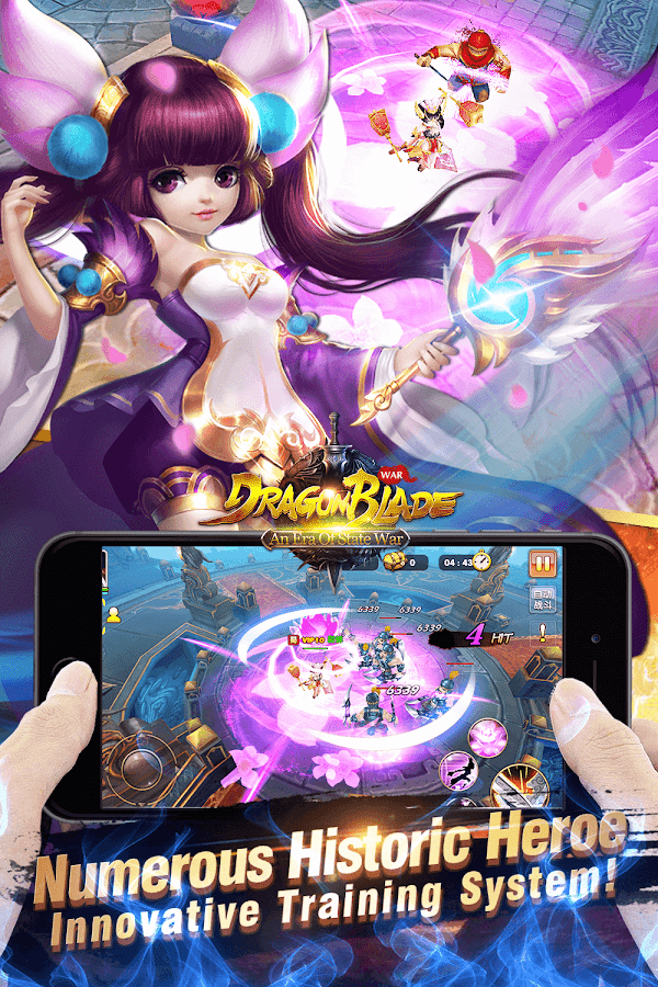 Dragon Blade - New Version War Screenshot 6