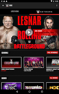 WWE APK for iPhone