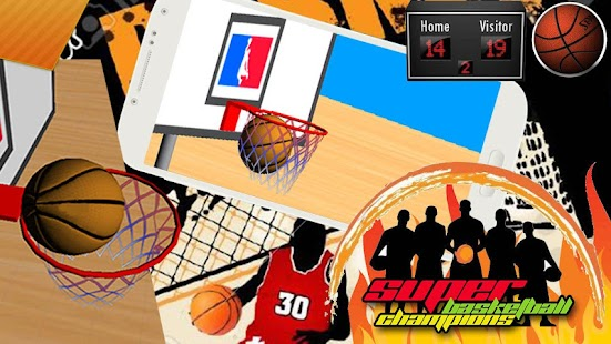 Super Basketball Champions - screenshot