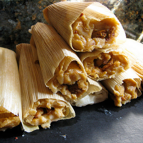 Corn & Cheese Tamale Filling