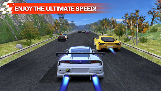Speed Driver Drag Racing