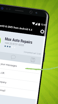 SMS From Android 4.4 APK screenshot thumbnail 2