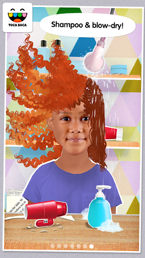Toca Hair Salon Me screenshot 14