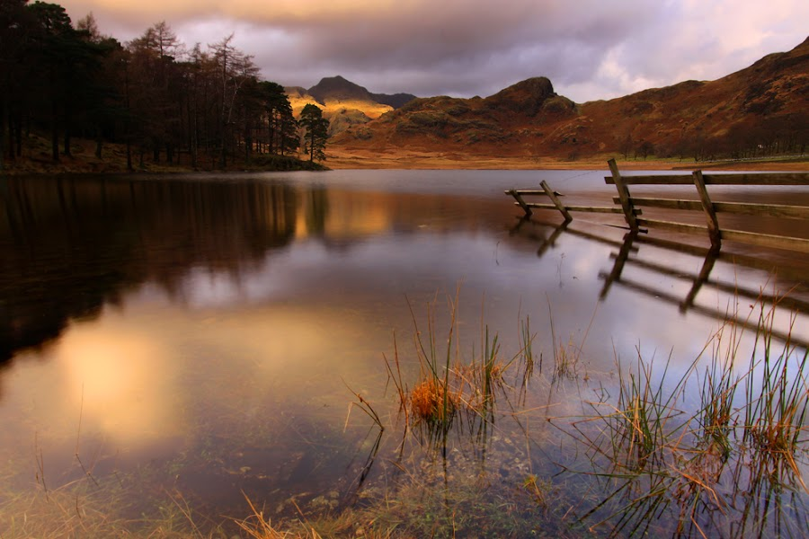 Blea Tarn by Wolfy Pic - Landscapes Waterscapes