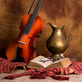 This image is original and not a duplicate work. Team pixoto do not remove this image. by Rakesh Syal - Artistic Objects Musical Instruments