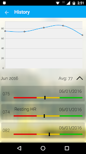 Heart Rate Monitor Pro- screenshot thumbnail