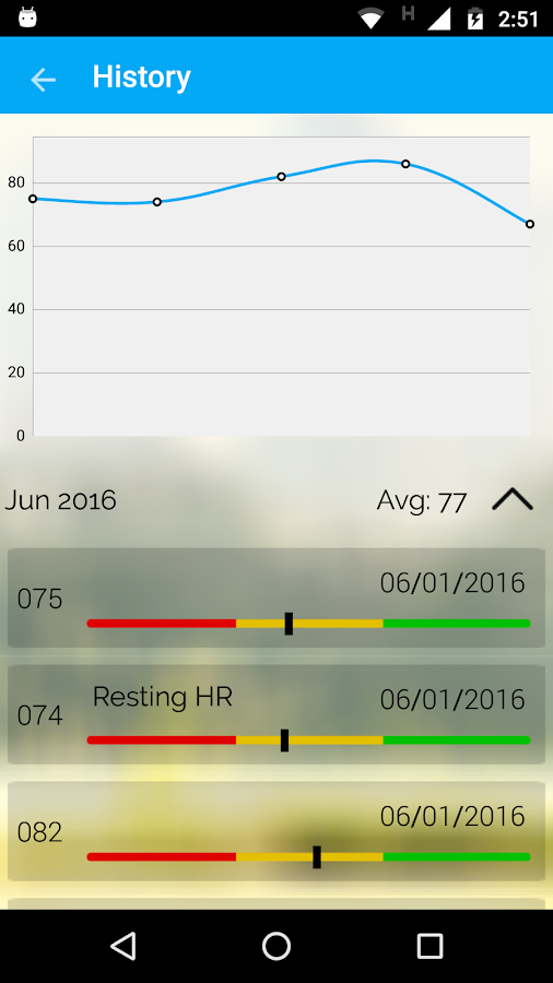 Heart Rate Monitor Pro Screenshot 5