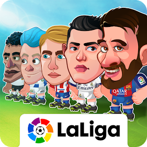 Head Soccer La Liga 2017 For PC
