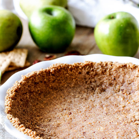 Easy No Fail Pecan Graham Cracker Crust