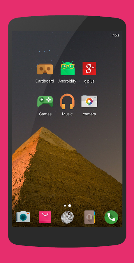 Coffee -Icon Pack Screenshot 1