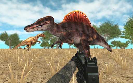Dinosaur Era: African Arena screenshot 1