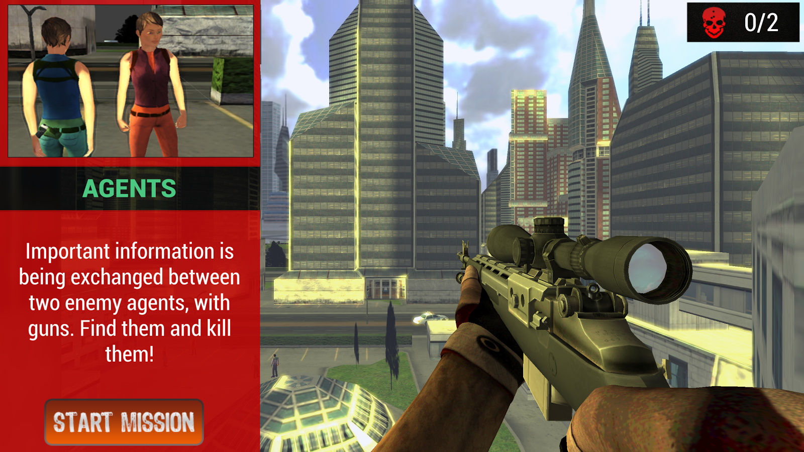Sniper Terrorist Strike Screenshot 6
