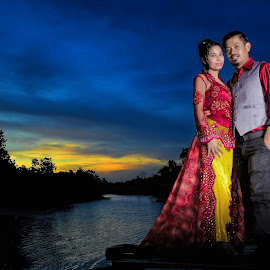Sunset wed by Awan Riccen - Wedding Other