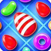 Game Cookie Crush Match 3 && Sweet Candy Fever 1.0 APK for iPhone