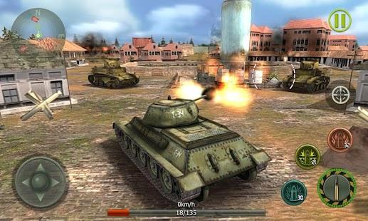 Tank Strike 3D - War Machines APK for Blackberry
