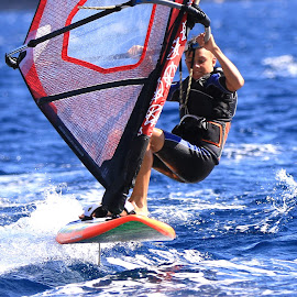 Jump by Igor Martinšek - Sports & Fitness Watersports