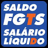 Saldo FGTS Salário Líquido 13º APK for Bluestacks