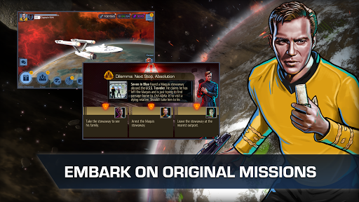 Star Trek Timelines screenshot 2