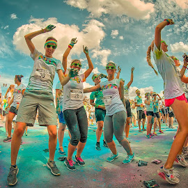 everybody dance ;)  by Dragan Rakocevic - Sports & Fitness Other Sports