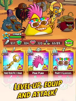 Angry Birds Fight! RPG Puzzle APK screenshot thumbnail 16