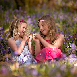 Bluebells Mini Sessions by Dominic Lemoine Photography - Babies & Children Child Portraits
