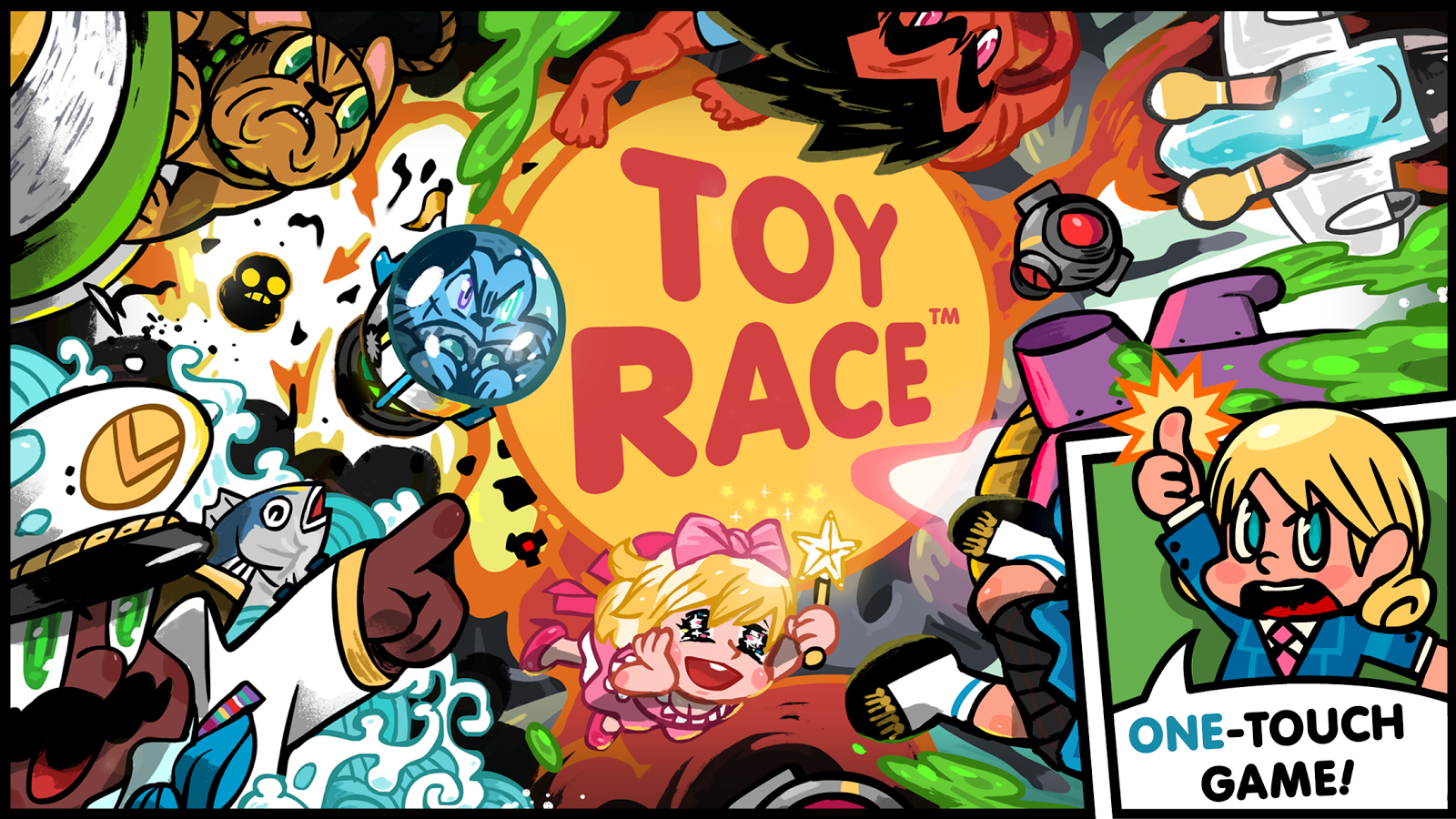 Toy Race Screenshot 0