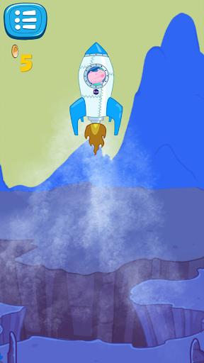 Hippo in Space - screenshot