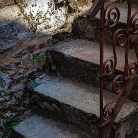 Old stairs by Zoran Mrdjanov - Buildings & Architecture Other Exteriors