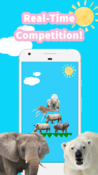 AnimalTower Wars apk screenshot