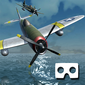VR WW2 Warplane Combat for Android