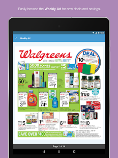 Walgreens APK for Blackberry