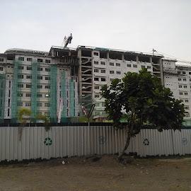 Kampus IV by Fitriyani Fitriyani - Buildings & Architecture Office Buildings & Hotels ( #mahasiswa, #kampus #uad #kampusiv #underconstruction )