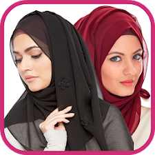 Hijab Fashion Style Suit.