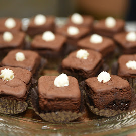 Brownies  by Lorraine D.  Heaney - Food & Drink Candy & Dessert