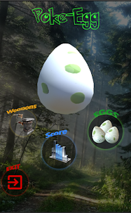 Hatching Poke Egg- screenshot thumbnail