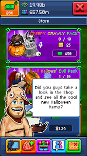PewDiePie's Tuber Simulator Screenshot