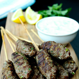 Ground Beef Kofta Recipes