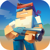 Pixel Combat: Zombies Strike APK Descargar