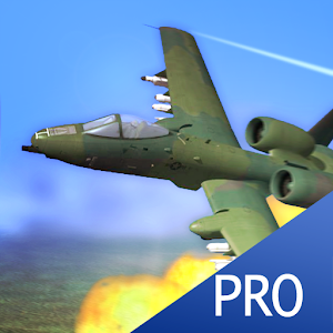 Cover art Strike Fighters Attack (Pro)