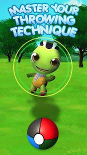 Ball Practice for PoGO Screenshot