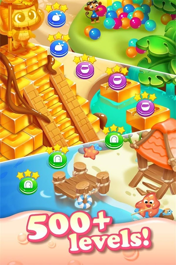 Tasty Treats - A Match 3 Puzzle Game Screenshot 4