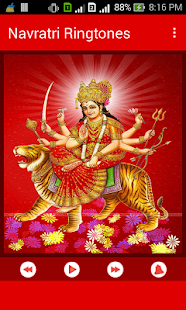 Navratri Ringtones - screenshot