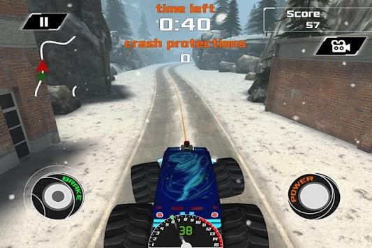 3D Monster Truck Snow Racing APK by Psychotropic Games Pte Ltd