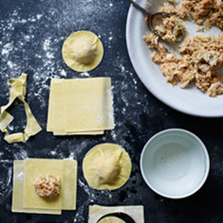 Crab Meat Ravioli Recipes