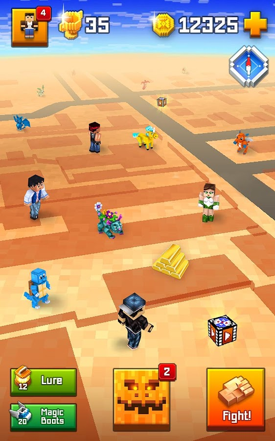 Pixelmon GO - catch them all! Screenshot 10