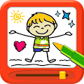 Game Magic Board - Doodle & Color APK for Kindle
