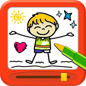 Magic Board - Doodle & Color For PC / Windows 7/8/10 / Mac – Free Download
