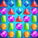 Crystal Crush Mania Match 3 Icon