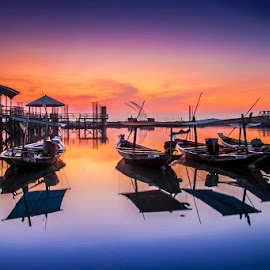 by Rudy Harijanto - Transportation Boats (  )