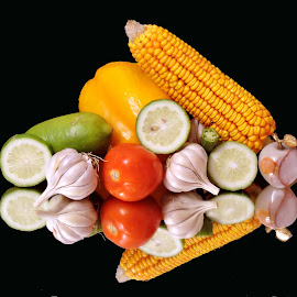 CORNS by SANGEETA MENA  - Food & Drink Ingredients